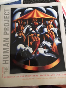 Humanities Textbook - 5th Edition