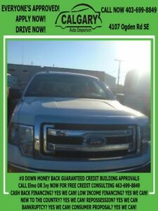2013 Ford F-150 XLT*$99 DOWN EVERYONE APPROVED*
