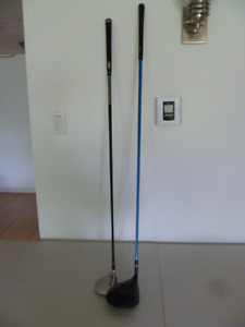 Batons de golf # 1 et 3 d'Adams pour homme droitier