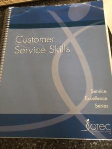 Customer Service Skills - Textbook/Workbook