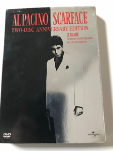 Scarface DVD (2-DISC Anniversary Edition)