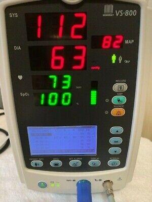Mindray Vs 800 Vital Signs Monitor With Printer