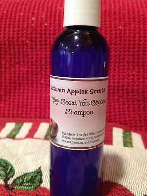 Lilac Scented - 4 oz Shampoo - All hair types -smells so good!