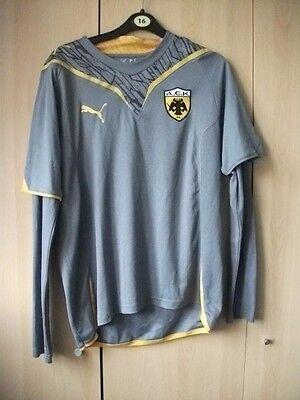 Men's A.E.K F.C football shirt size S