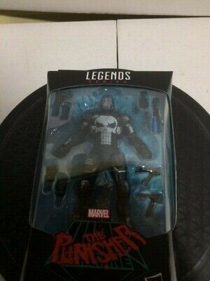 HASBRO Marvel Legends The Punisher in War Machine Armor 6-Inch Action Figure NIB