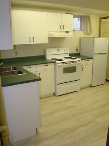 2 BED 1 BATH LOWER SUITE OF HOUSE IN EXCELLENT CENTRAL LOCATION