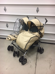 HIGH QUALITY EUROPEAN BUILT STROLLERS AND SWING AVAILABLE