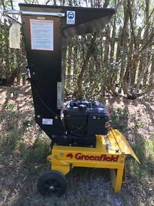 Greenfields 6HP Piecemaker 4stroke petrol Mulcher/chipper Warner Pine Rivers Area Preview