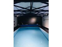 Heated Indoor Private Pool for Hourly Hire