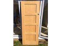 Internal Door - Wickes Marlow Wood Panel Door