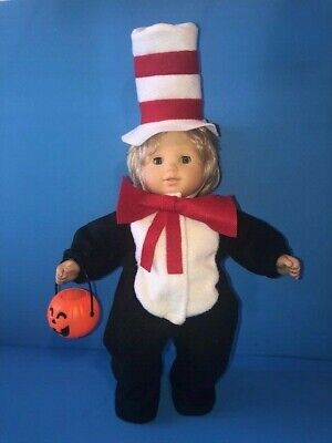 CLOTHES BITTY BABY / TWINS DR. SEUSS HALLOWEEN COSTUME