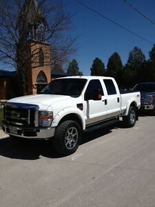2009 Ford F-350 Pickup Truck London Ontario image 1