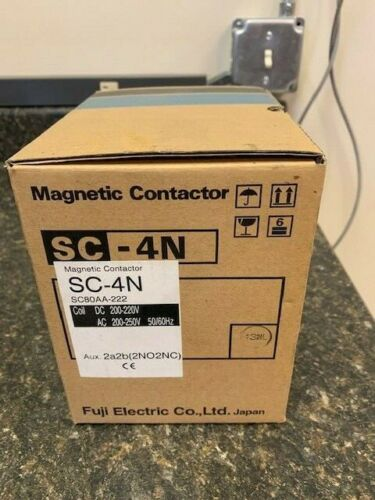 Fuji Electrics SC-4N Magnetic Contactor