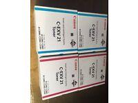 Canon CEXV 21 TONERS *4