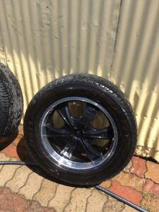 Mags MPW 255/55R18