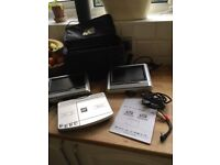"""Venturer Mobile DVD System with Dual 7"""" Screens for car"""