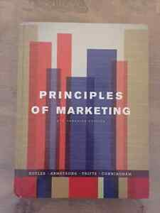 Principles of Marketing- 9th Canadian Edition