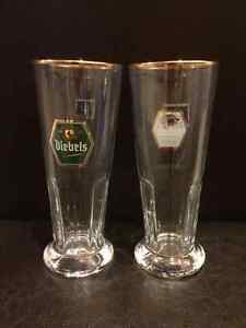 Assorted Beer & Bar Glasses
