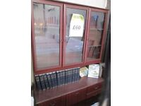 +++DISCOUNTED+++***DINING ROOM WALL UNIT***