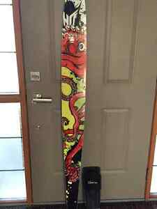"HO Grifter 62"" Kids Junior Water ski with toe binding"