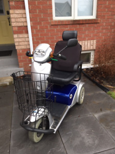 Scooter Electric Fortress/Winner 3 Wheel $1500.00 OBO