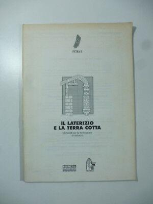 Il laterizio e la terra cotta, Petra II, Formedil, 1995