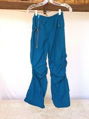 Turquoise Youth Jazz/Hip Hop Pants Dance - Hip Hop Jazz Kostüme
