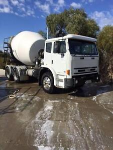 Iveco 2350G Acco concrete agitator Murray Bridge Murray Bridge Area Preview