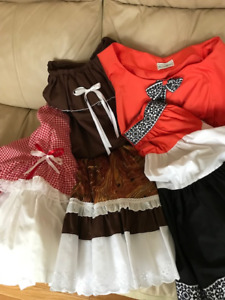 square dancing outfits