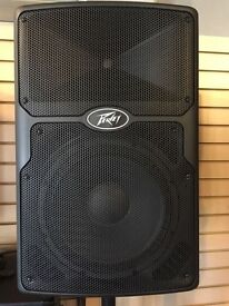 Speakers and amp