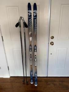 Women's cross country ski package. Top quality. Like new.