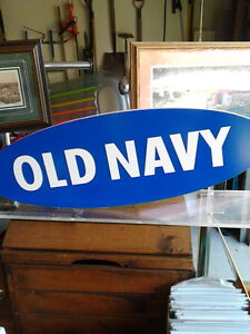 OLD NAVY DEALER SIGNS London Ontario image 2