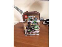 Lego Creator 4837 Train Engines 3 in 1