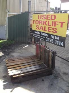 Used Forklift Tynes & Attachments at Various Sizes & Prices. Coopers Plains Brisbane South West Preview