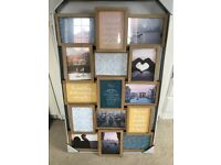 """Picture Frame (15 x 5"""" x 7"""" Insets) Frame Size 87cm x 52cm"""