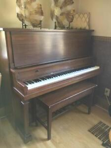 Need a piano for those lessons?