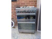 SMEG freestanding double oven