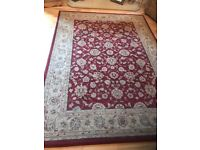 Excellent Condition Rug Purchased from John Lewis