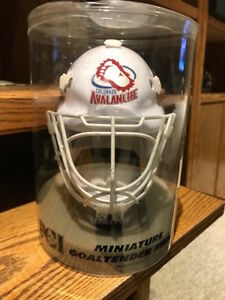 Coloraro Avalanche Stanley Cup Face Mask