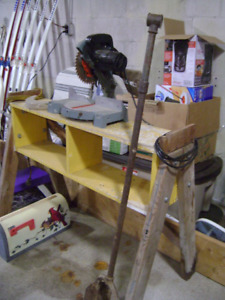 Delta Miter Saw with stand