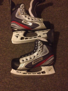Bauer Youth Hockey Skates Size 13