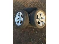 BMW 5 Series WINTER tyres and rims