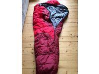 Youth sleeping bag from Deuter: StarlightProEXP