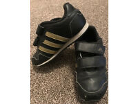 Toddler Adidas Trainers size 9 (Age 2-3 yrs approx)
