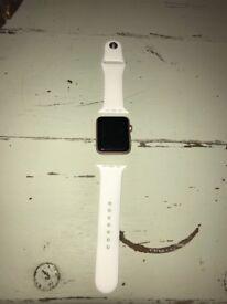 Apple Watch 42mm rose gold Series 2