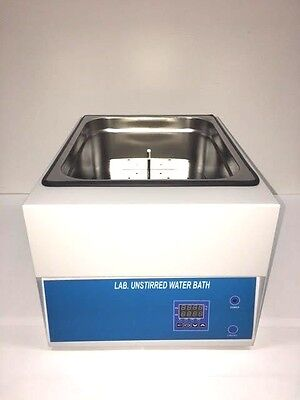 Lab Unstirred Water Bath 10 Liters
