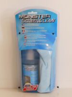 Monster ScreenClean Big Screen TV Cleaning Kit