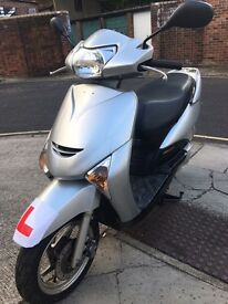Honda Lead 110 2008 in good condition, low miles .