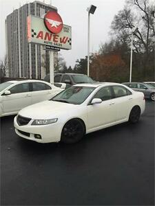 2004 Acura TSX PREMUIM LEATHER | 6 SPEED MANUAL