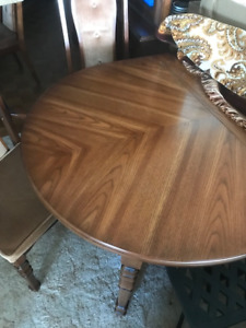 Solid Maple 11 piece Dining Room Set